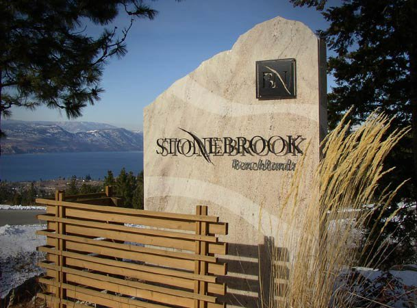stonebrook logo sign